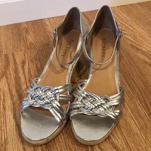 Sandals Silver.